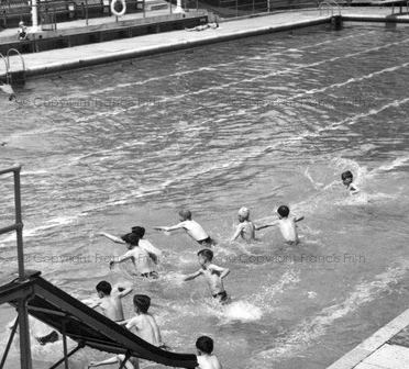 TrenthamSwimming